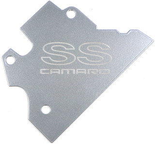 ***CLEARANCE***Head Plate, 98-2002 Camaro/Firebird LS1 Cylinder Head Plate, SS, SILVER