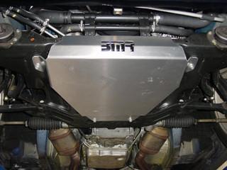 2004-06 GTO Skid Guard Aluminum, BMR