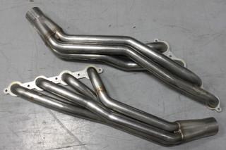 "82-92 Camaro/Firebird  LSX Conversion 1-3/4"" Long Tube Headers ONLY w/ 3.0"" Collector, HAWKS"