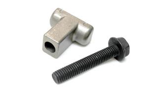 93-97 Camaro/Firebird LT1 Clutch Pivot T Nut w/ Bolt for Clutch Fork, New