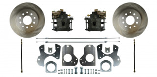 """82-92 Camaro Firebird 10"""" Rear Disc Brake Conversion Kit"""