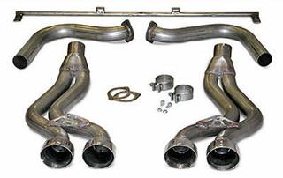 """1997-04 Corvette C5 """"Loud Mouth"""" Exhaust System, SLP"""