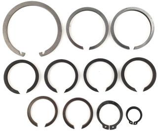 T56 6-Speed Full Snap Ring Kit, Set of 11, Tremec
