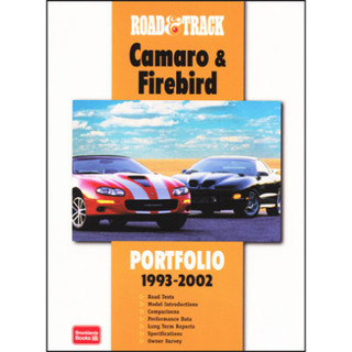 Camaro and Firebird Road & Track Portfolio 1993-2002