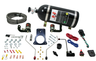 04-06 GTO Fast Intake Plate System, Nitrous Outlet
