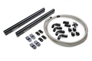 LS1/LS2/LS3/LS6/L99 LSx Hi-Flow Fuel Rail Kit Includes Fittings & Hoses, Holley
