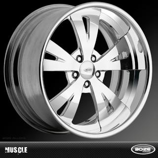 82-2002 Camaro Firebird Muscle Wheels, Boze
