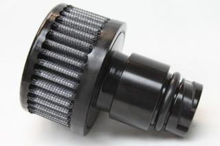 LS1/LS6/LS2/LS3 Billet Aluminum Black Valve Cover Oil Cap Breather
