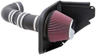 K&N Aircharger Cold Air Intake Kit, 2008-2010 Pontiac G8, 6.0L
