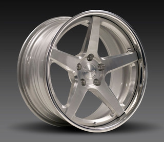 Forgeline Concave Series CF3C Forged Aluminum Wheel