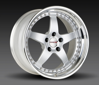 Forgeline Performance Series SO3S Forged Aluminum Wheel