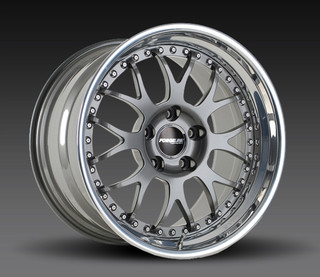 Forgeline Performance Series WC3 Forged Aluminum Wheel