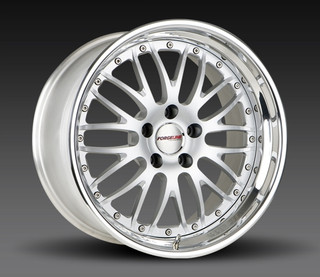 Forgeline Performance Series MD3S Forged Aluminum Wheel