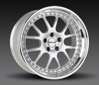 Forgeline Performance Series VR3S Forged Aluminum Wheel