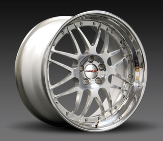 Forgeline Performance Series DE3S Forged Aluminum Wheel