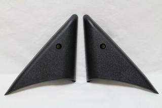 93-02 Camaro / Firebird Power Mirror Bezel Trim Panels Pair L&R New Reproduction
