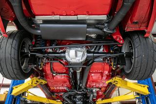 82-2002 Camaro / Firebird Hawks Custom 8.8 Rear End Assembly