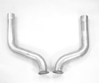 04-06 GTO Off Road Connection Pipes, Pacesetter