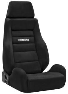 Corbeau GTS II, Pair, Black or Gray Cloth