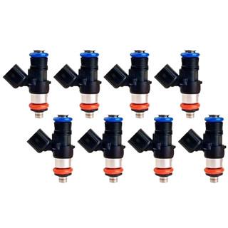 LS3 LS7 LS9 LSA Flow Matched 42lb Stock Injectors, Set of 8