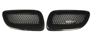 2004-2006 GTO Sport Appearance Package Reproduction Grilles, Pair