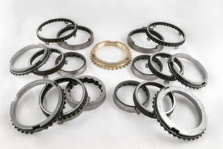 Corvette/GTO/CTS-V Tremec T56 Complete Carbon Lined Blocker Ring Kit