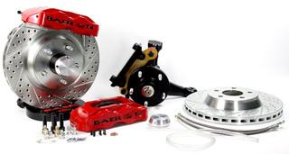 "82-92 Camaro/Firebird Track4 Front Brake System w/ 13"" Rotors, BAER"