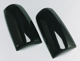 04-10 GM Colorado/Canyon Auto Ventshade Smoked Tail Light Covers, Pair