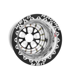 Weld Drag Wheel V-Series Rear