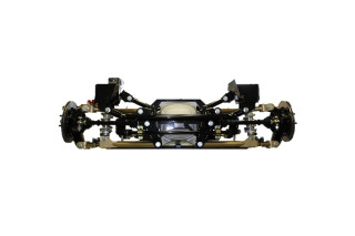 1993-2002 Camaro/Firebird Independent Rear Suspension, HEIDTS