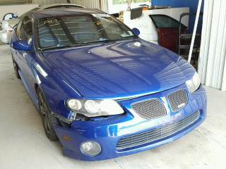 2004 Pontiac GTO LS1 V8 6-Speed 67K Miles