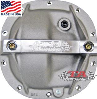 """TA Performance 8.8"""" 10 Bolt Aluminum Rear End Cover Girdle"""