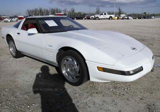 1991 Corvette ZR1 LT5 V8 6-Speed