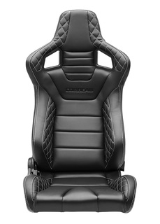 Corbeau RRS Sportline Seat, Pair