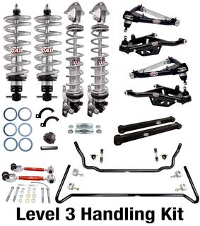 1994-1996 GM B-Body Level 3 Handling Suspension Kits, QA1