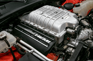 2016 Challenger SRT Hellcat 6.2L Supercharged Engine w/ Automatic Trans 8K Miles
