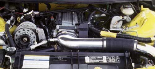 93-97 LT1 Camaro/Firebird Procharger Kit