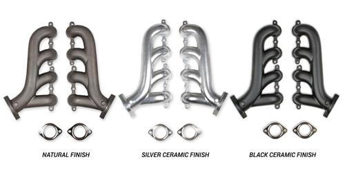 Cast LS Swap Exhaust Manifolds, FlowTech