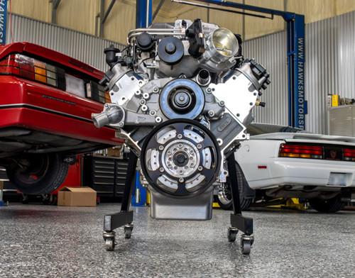 Chevy LS Engine Storage Transportation Stand