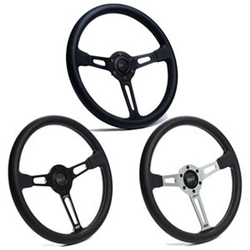 1982-92 Camaro/Firebird 80 Series Steering Wheel, MPI Autodromo
