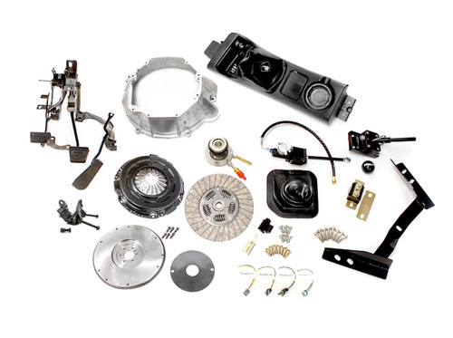 82-02 Camaro/Firebird T56 Conversion Parts Kit, ONLY - LSX Engines ONLY- NO TRANSMISSION