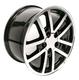 2002 Camaro 10 Spoke 35th Anniversary SS 17 x 9 Wheel Kit - FREE SHIPPING