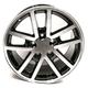 2002 Camaro 10 Spoke 35th Anniversary SS 17 x 9 Wheel Set of 4 - FREE SHIPPING