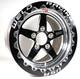 Lightweight Titanium Shank Style Wheel Lug Nut Kit, M12x1.5, Hawks Motorsports