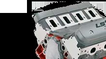 LSX Swap Parts