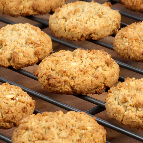 Gluten-Free Soft Oatmeal Cookies - Bake With Bosquet!