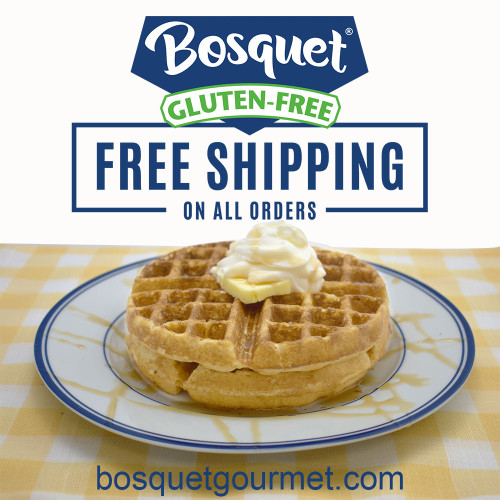 Bosquet Gluten-Free Free Shipping On All U.S. Orders!