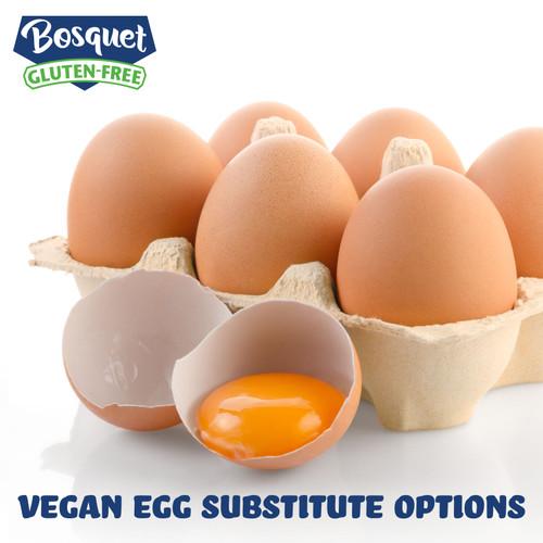 8 Great Vegan Egg Substitutes