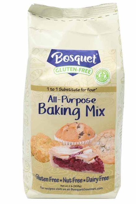 Bosquet Gluten-Free All Purpose Baking Mix 2 Lb. Bag