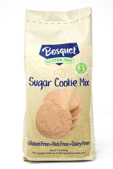 Bosquet Gluten-Free Sugar Cookie Mix 1 Lb. Bag